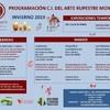 EL CENTRO SUR DE VISITANTES DE MONFRAGÜE PROGRAMA ACTIVIDADES PARA EL FIN DE SEMANA DE CARNAVALES