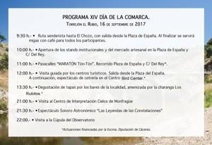 DÍA DE LA COMARCA RIBEROS DEL TAJO