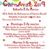 PROGRAMA DEL CARNAVAL 2019