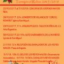 PROGRAMA DE NAVIDAD 2017/2018 EN TORREJÓN EL RUBIO