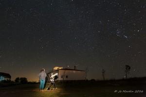 Reapertura del observatorio