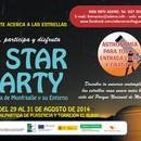 ENTRE EL 29 Y EL 31  DE AGOSTO SE CELEBRA I STAR PARTY EN TORREJÓN EL RUBIO Y MALPARTIDA DE PLASENCIA